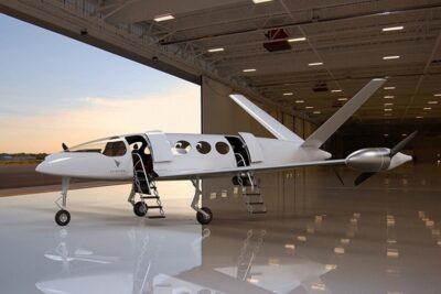 Alice, il primo aereo elettrico israeliano