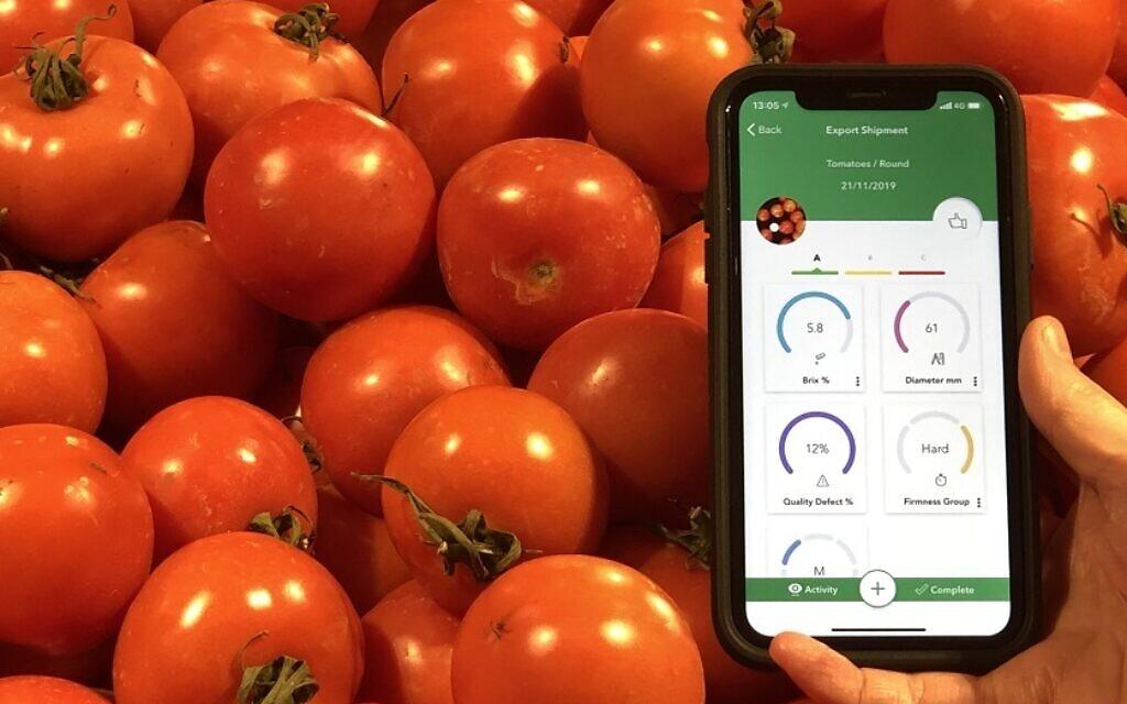 L'app che vi dice la qualità di frutta e verdura