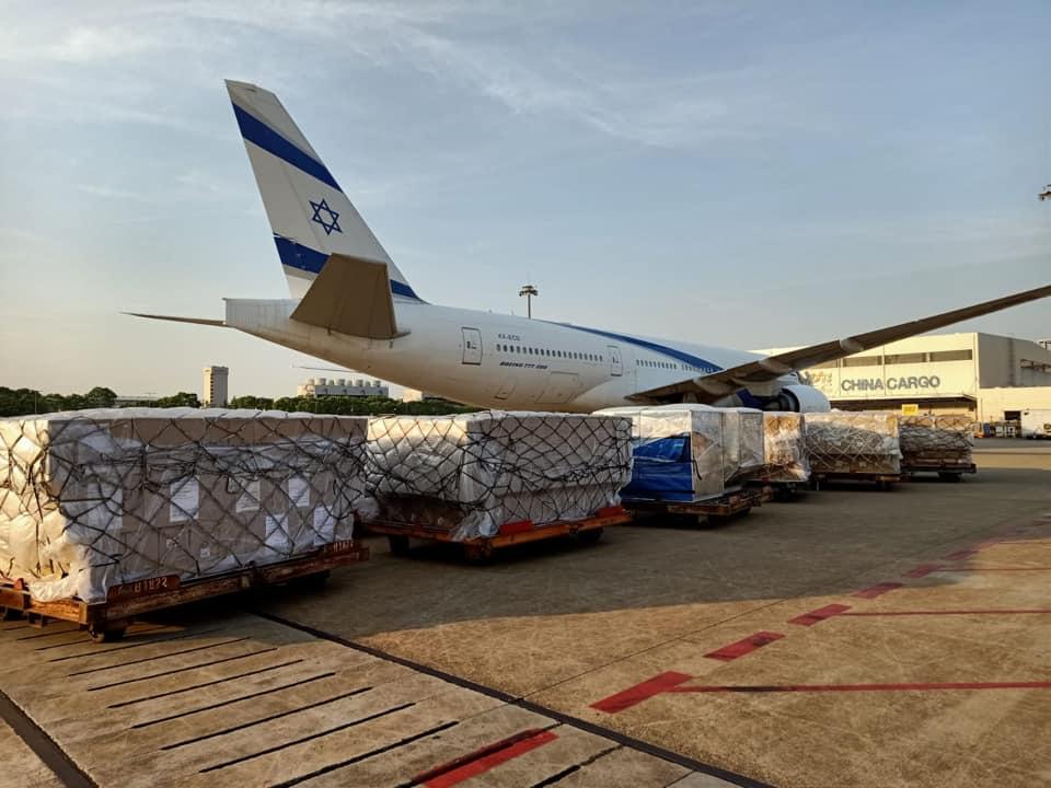 Nell'ambito dell'accordo recentemente siglato, EL AL inizierà a operare 15 voli settimanali dall'aeroporto di Wuhan