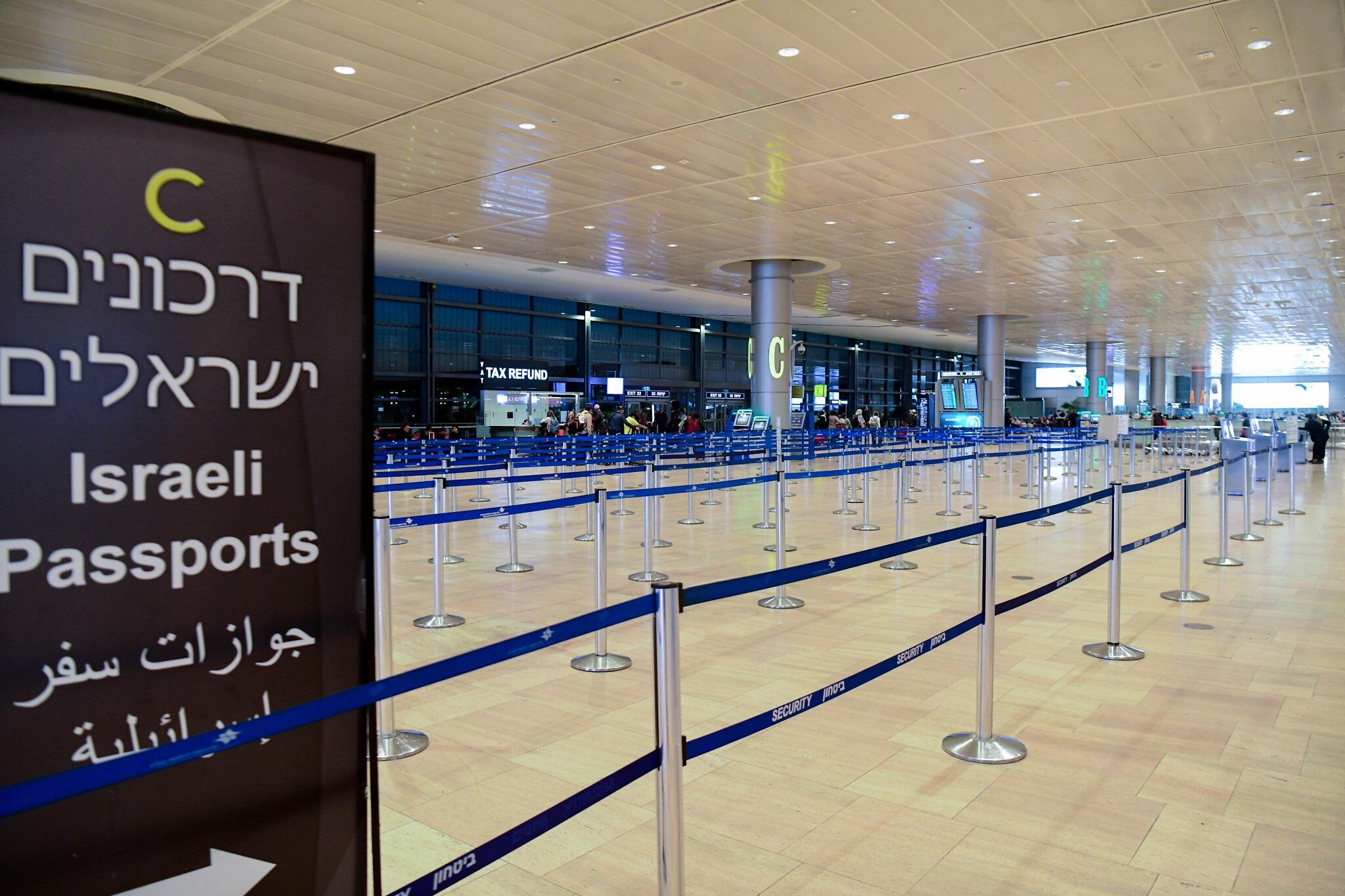 A giugno ci saranno voli per gli israeliani che dovranno auto isolarsi