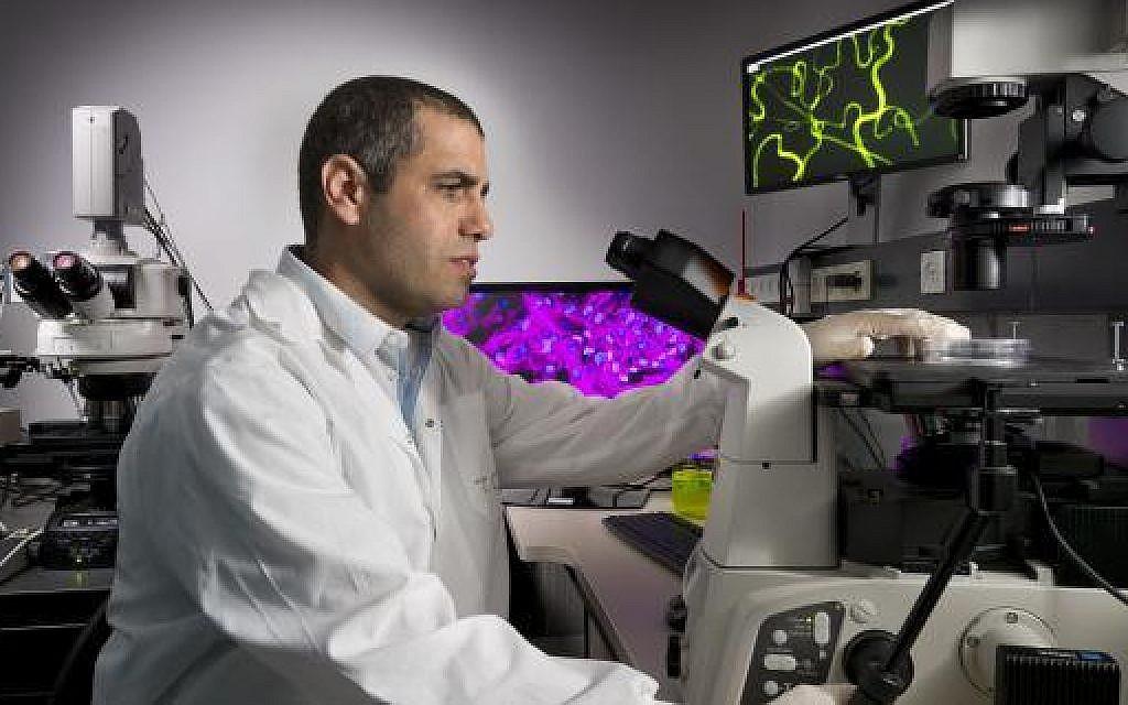 La tecnologia che trasforma acqua in un disinfettante