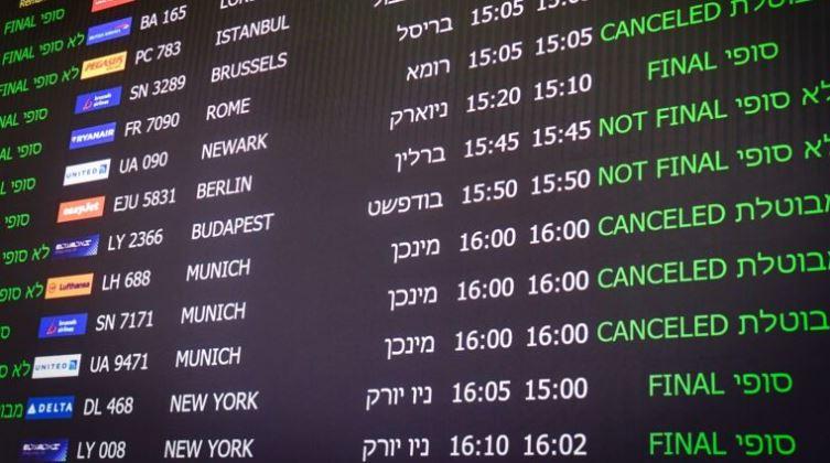 Il 70% dei casi israeliani di Covid-19 proveniva dall'America