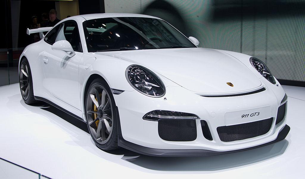 Porsche migliore aderenza con Tactile Mobility