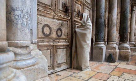 La chiesa del Santo Sepolcro riaprirà domenica prossima per la prima volta in due mesi