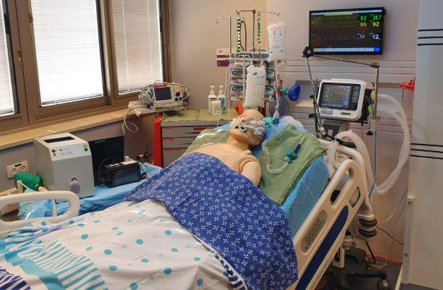 """""""La stanza d'ospedale del futuro"""" mira a dare un vantaggio ad Israele"""