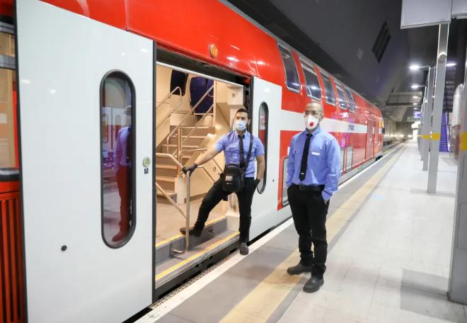 Il collegamento ferroviario tra Gerusalemme e Tel Aviv riprenderà il 24/5