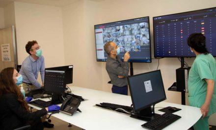 La tecnologia israeliana avvisa i medici prima che i pazienti COVID-19 peggiorino