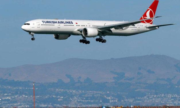 Turkish Airlines riprenderà i voli per Tel Aviv