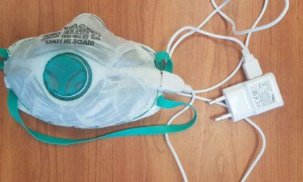Scienziati israeliani sviluppano una maschera autodisinfettante