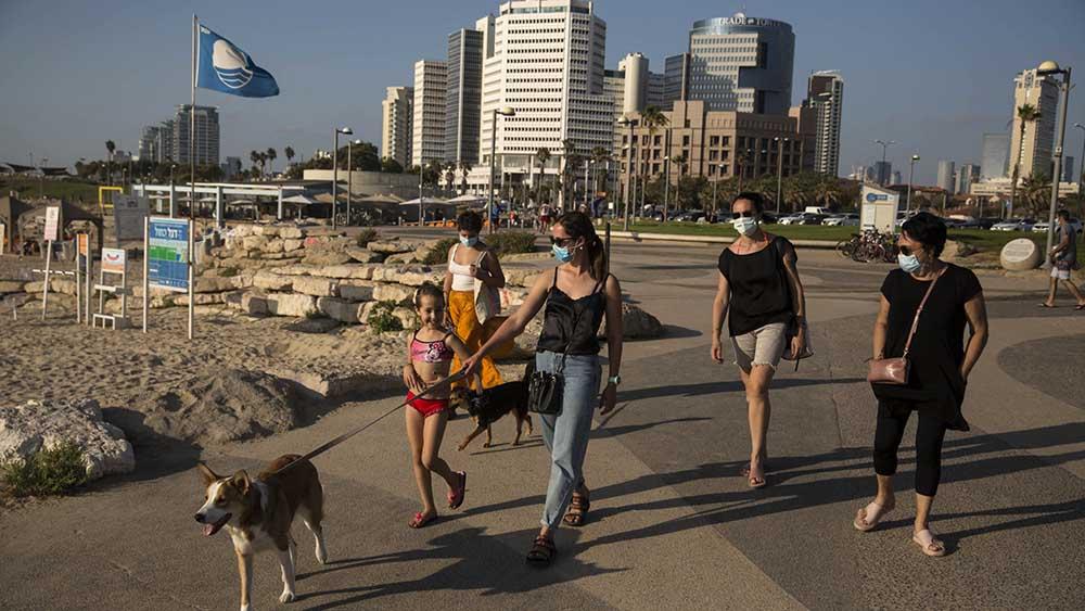 Israele: 1900 nuove infezioni, lockdown più vicino ?