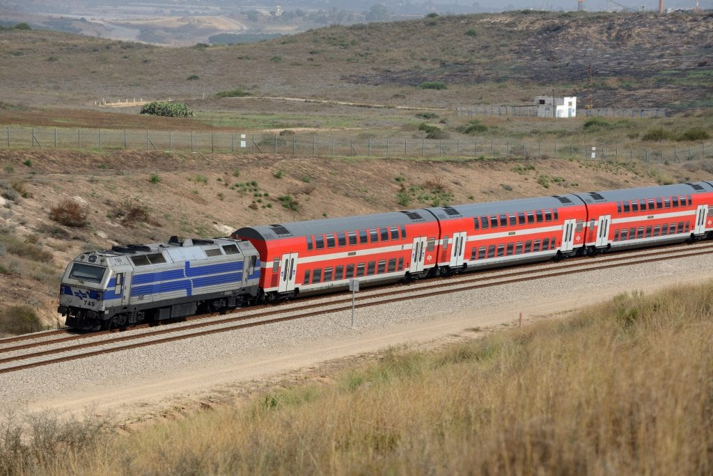 treno - www.israele360.com