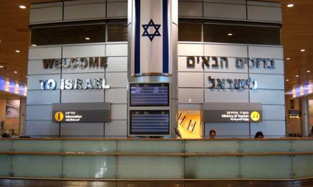 Israele chiuso agli stranieri sino al 1 settembre