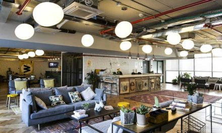 Microsoft si trasferisce nei nuovi uffici WeWork a Tel Aviv
