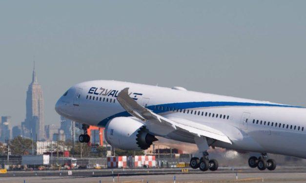El Al riprenderà i voli passeggeri il prossimo mese