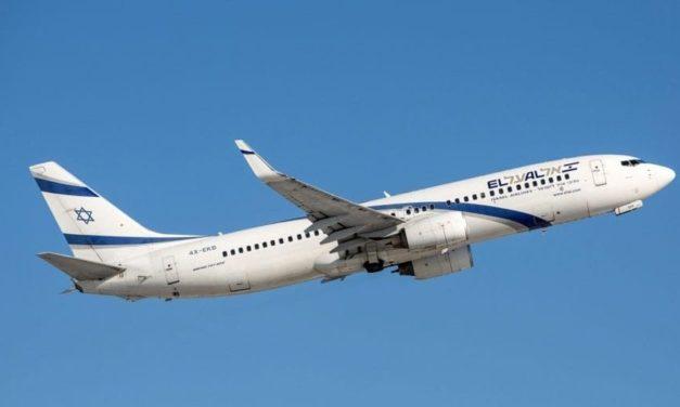 "El Al guarda ai voli ""COVID-clean"""