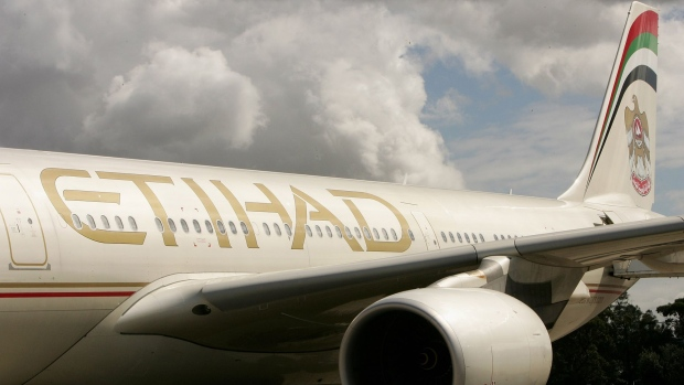 Etihad Airways offre voli agli  israeliani