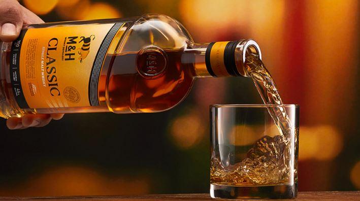 Il whisky israeliano arriva sul mercato statunitense