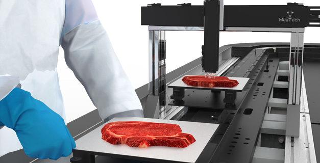 MeaTech include la tecnologia di Peace on Meat