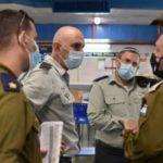 L'IDF apre due reparti COVID19 all'ospedale Rambam di Haifa