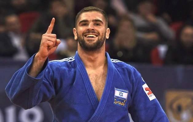 L'israeliano judoka Peter Paltchik vince l'oro agli Europei di Judo