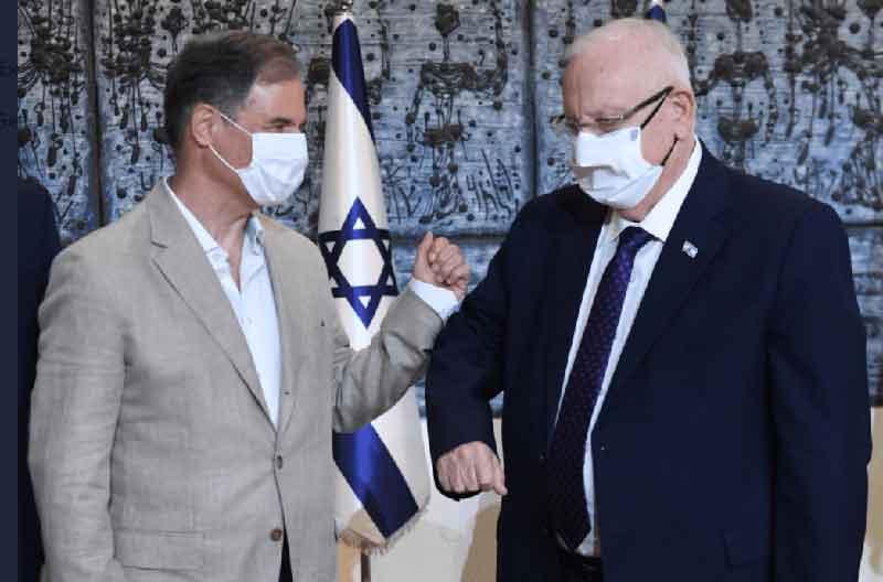 Israele invierà il suo secondo astronauta nello spazio