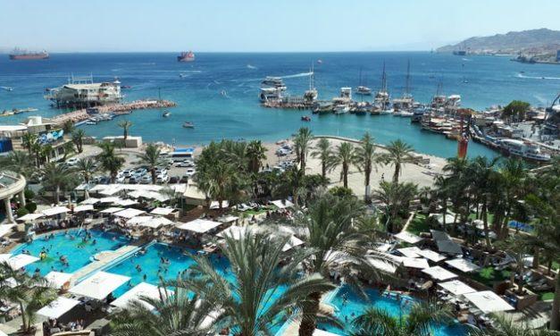 Gli hotel a Eilat e Mar Morto possono aprire