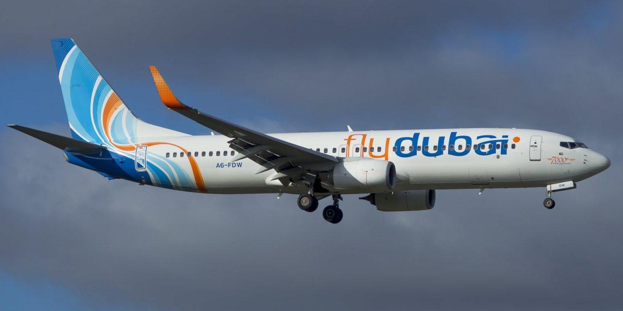 Flydubai collegherà Tel Aviv ad Abu Dhabi da fine novembre