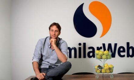 SimilarWeb raccoglie $120 milioni nell'ultimo round