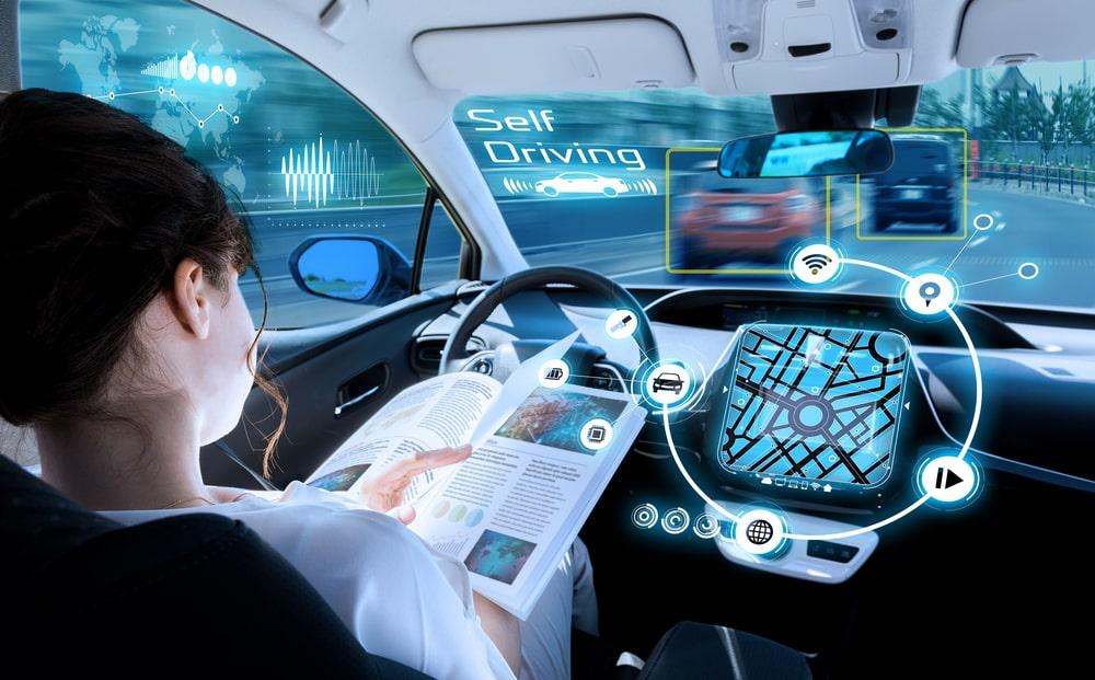 I veicoli a guida autonoma arrivano sulle strade israeliane