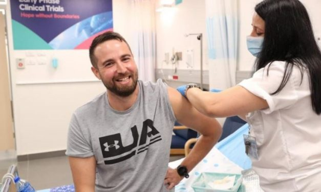 Israele: comincia il test sul vaccino COVID19