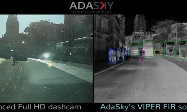 Adasky e le termocamere che riducono gli incidenti con i pedoni