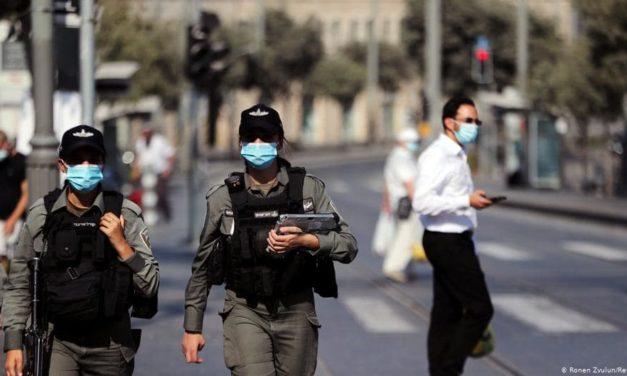 Israele – COVID19: coprifuoco dal 9 dicembre al 2 gennaio