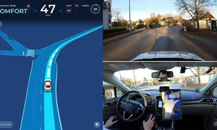 Mobileye testa la guida autonoma sulle strade di Monaco