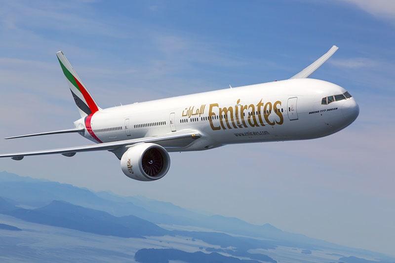 Emirates: voli da Tel Aviv a Dubai a partire da febbraio