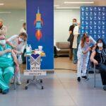 Le 9 ragioni per cui Israele é leader nella distribuzione dei vaccini