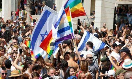 In 100.000 al Tel Aviv Pride
