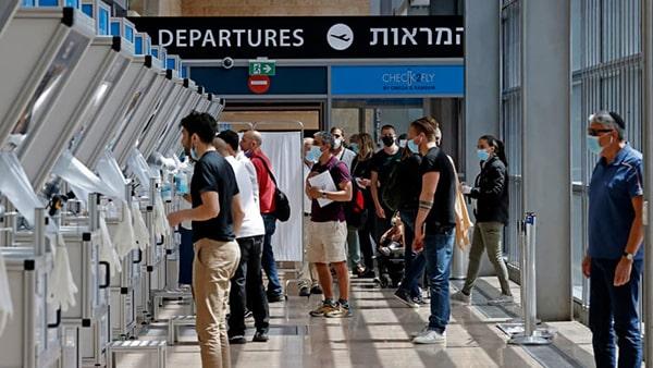 Covid19: variante Delta, si valuta anche la chiusura del Ben Gurion