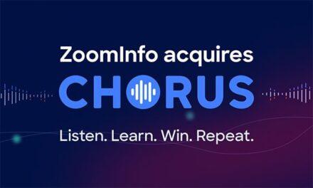 ZoomInfo acquisisce la piattaforma Intel Conversation Chorus AI per $ 575 milioni