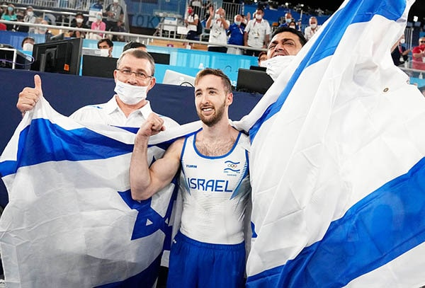 Artem Dolgopyat: dall'Ucraina a Israele e a Tokyo: viaggio di una medaglia d'oro olimpica