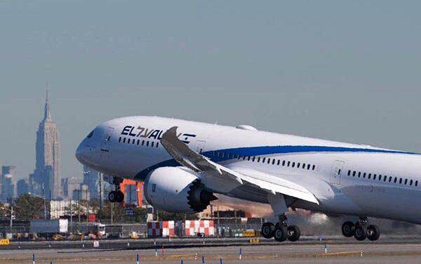 ElAl: un pilot per effettuare test COVID19 in volo