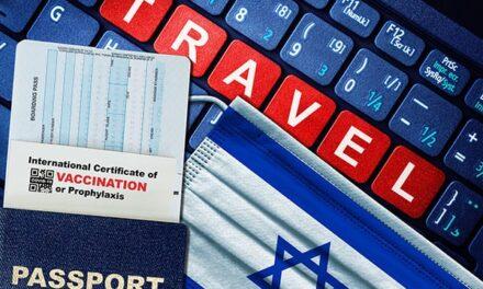 Israele e UE raggiungono un accordo per riconoscere reciprocamente i certificati vaccinali