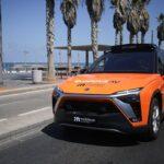 Mobileye lancerà i taxi senza conducente nel 2022